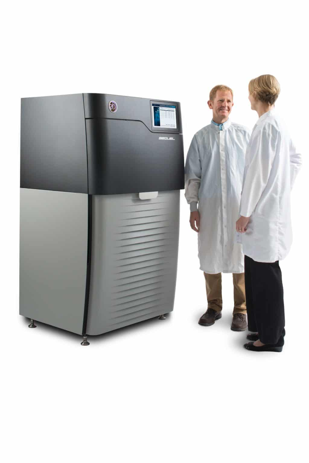 PacBio Sequel – Instrument
